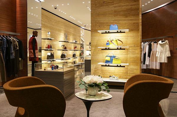 wholesale dealer ff0cd 495a4 Fendi store Saint Petersburg